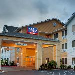 The newly renovated Fairfield Inn & Suites Seattle Bellevue Redmond