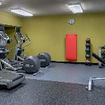 Our Fitness Center features new, state of the art equipment