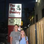 C and C at the Big Donkey - SPI
