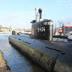 Exterior shot of the Sub