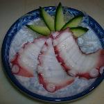 Tako (octopus) Sashimi