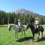 Scenic trail ride