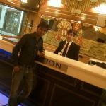 Hotel's Reception