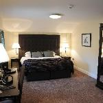 """One of our """"boutique-hotel"""" style rooms"""
