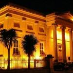 Swansea Museum at Night