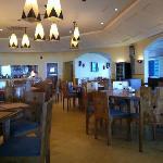 sala da pranzo e cena al ristorante centrale