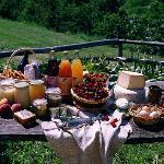 Les produits de la Table