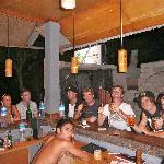 BBQ at bar