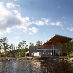 Gapahuken restaurant- Sollia Gjestegård