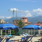l'hotel da lontano nel 2007