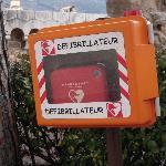Defibrillators...