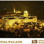 Royal Palace is 15 mins walking from Trendy Budapest B&B