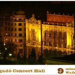 Vigado Concert Hall Trendy Budapest B&B BnB HostelTrendy Budapest B&B Hostel-Bed and Breakfast