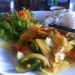 Thai Style Chicken