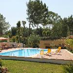 piscina e bar lounge