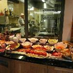 Buffets d'entrées