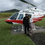 heli tour from hotel