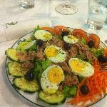 Tuna Salad ...