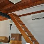 Access to the Loft