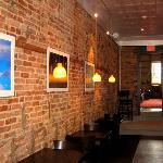 Historic brick walls