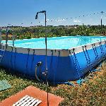 Pool für heisse Tage