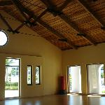 awesome yoga studio