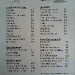 Mini-bar prices