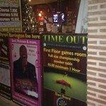Timeoutsports bar San Javier
