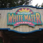 White Water entrance