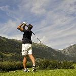 Golf im Goms