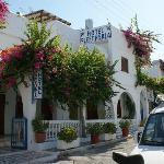 l'hôtel Eleftheria