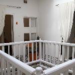 patio deuxième étage
