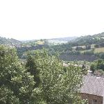 The View Over Matlock
