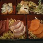 Sashimi 9pc Bento Box