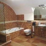 Salle de bain de la chambre 3