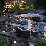 Most romantic setting ever