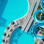 3 water slides