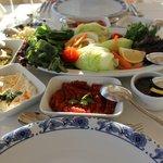 Turkish restaurant - appetizers