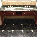 His and Hers Bathroom Vanities in Suites