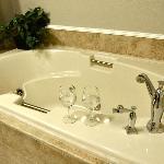 Jetted Bath Tub