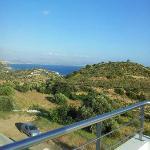 vue de la terrasse ch105