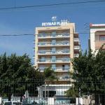 Hotel Reymar Playa od strony plaży