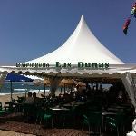 Our restaurant terrace