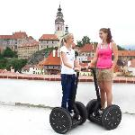 Nice view from SEGWAY