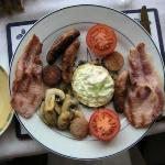 Ultimate Full Irish Breakfast