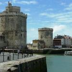 Vieux port à La Rochelle