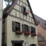 Alt-Rothenburger Handwerkerhaus