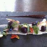goats cheese starter!