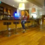 bar del hall