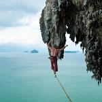 Hi-lining activity around Koh Yao Noi, photo from National Geographic/Adventure